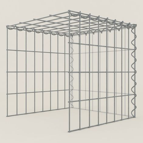 Extension gabions 44451-4 - 40 x 40 x 40 cm