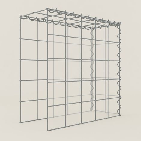 Extension gabions 55211-4 - 50 x 50 x 20 cm