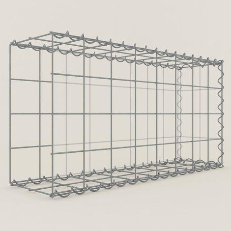 Extension gabions 84211-2 - 80 x 40 x 20 cm