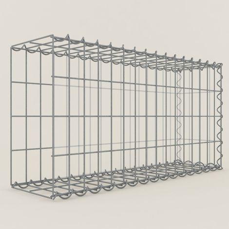 Extension gabions 84251-2 - 80 x 40 x 20 cm