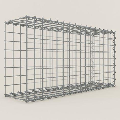 Extension gabions 84255-2 - 80 x 40 x 20 cm