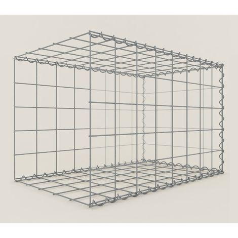 Extension gabions 85511-2 - 80 x 50 x 50 cm