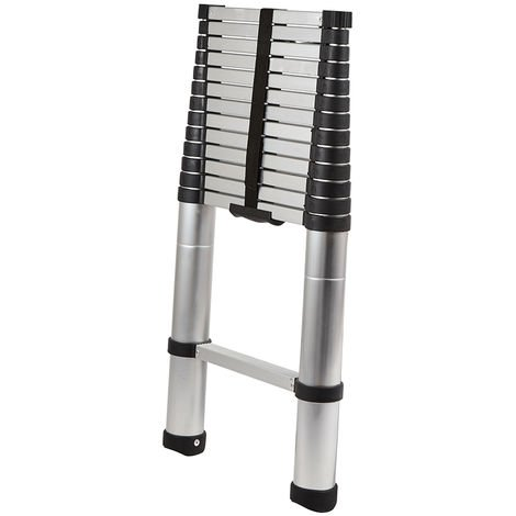 Extension Telescopic Anti-Slip Ladders for Loft DIY Cleaning Windows (4.1 or 5m)