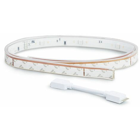 Extensión Tira LED RGBW Hue White Color LightStrip Plus 11W 1m RGBW