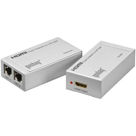Extensor HDMI Activo Por 2 Cables UTP RJ45