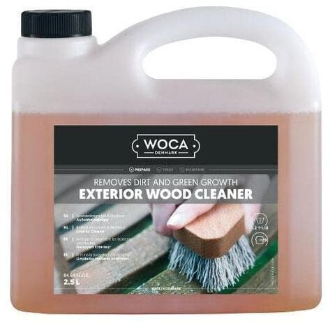Exterior Cleaner - Nettoyant Bois d'extérieur - WOCA