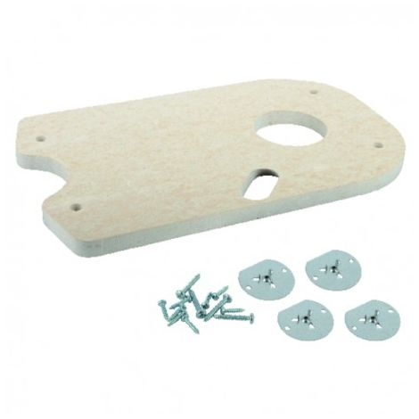 Exterior door insulation kit - DIFF for Chappée : S17072195