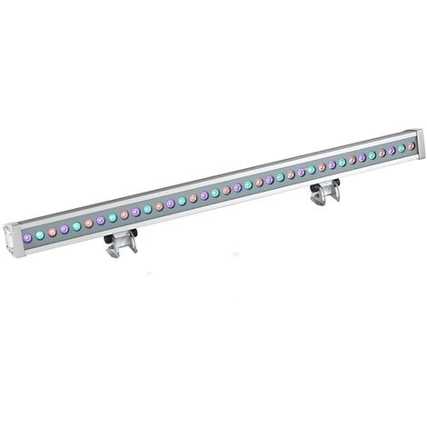 Exterior Slimline 112CM RGB LED Floodlight by Washington Lighting