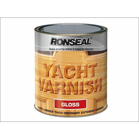 Exterior Yacht Varnish