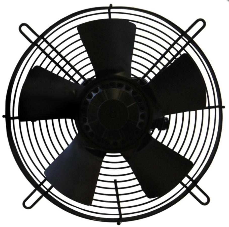 350 mm Kanallüfter mit Regler Rohrventilator Kanalventilator Ventilator//Lüfter #