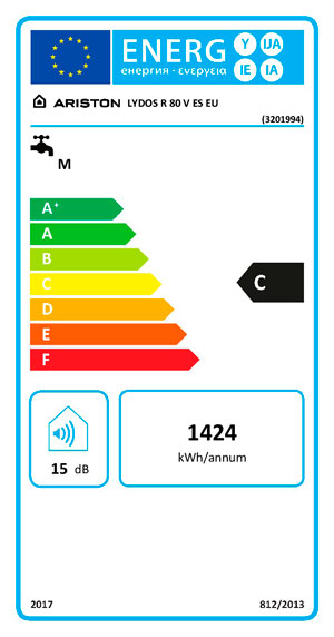 ERP Termo electrico Ariston Lydos R 80