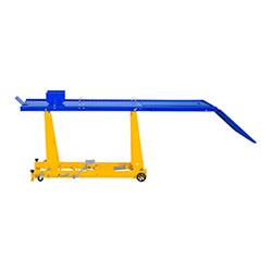 Table élévatrice moto - 450 kg - 220 x 68 cm - 2