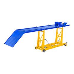 Table élévatrice moto - 450 kg - 220 x 68 cm - 4