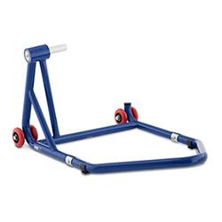 Béquille d´atelier roue arrière - Pour monobras oscillant - Avec axe de 27,5 mm - 1