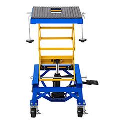 Table élévatrice mobile à roulettes - 150 kg - 3