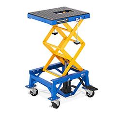 Table élévatrice mobile à roulettes - 150 kg - 1