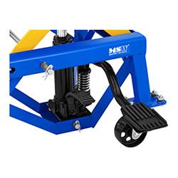 Table élévatrice mobile à roulettes - 150 kg - 4