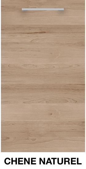 Façade meuble de cuisine ECO chêne naturel