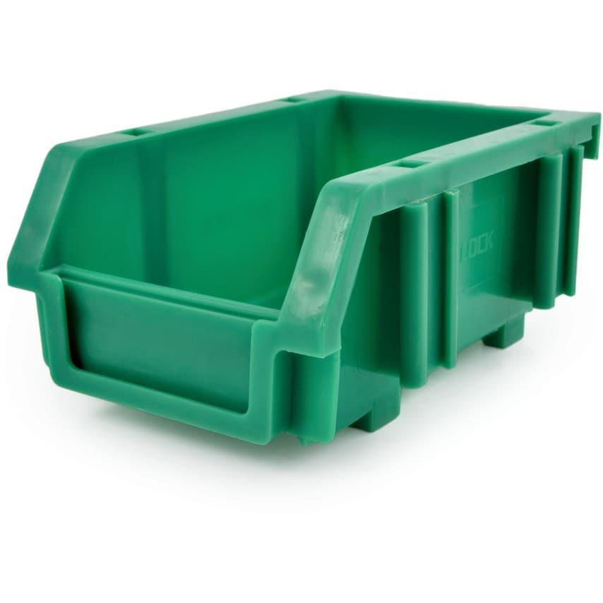 Matlock MTL0 Plastic Storage Bin Green