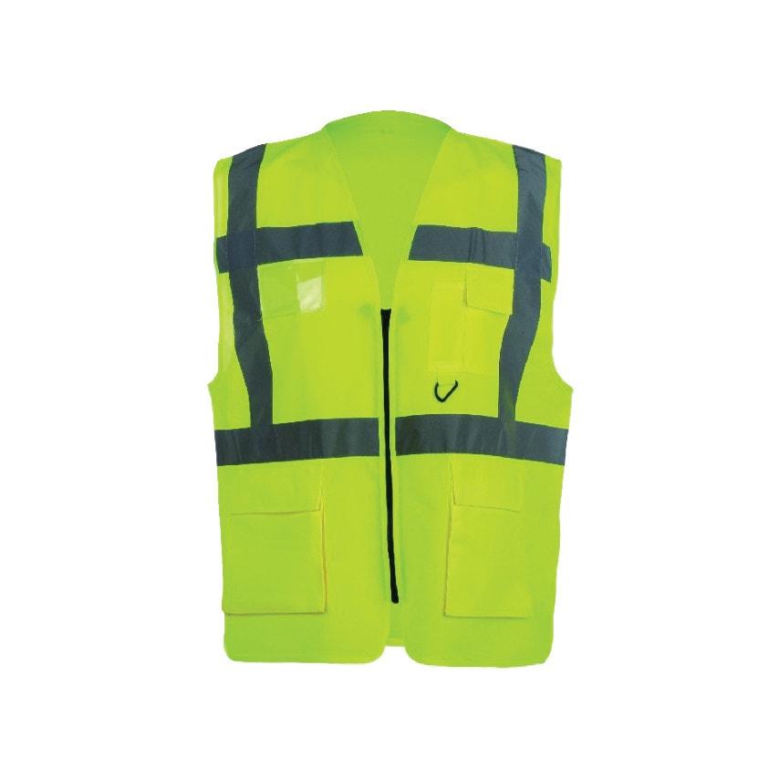 Tuffsafe Hi-vis Executive Vest 2X/LARGE