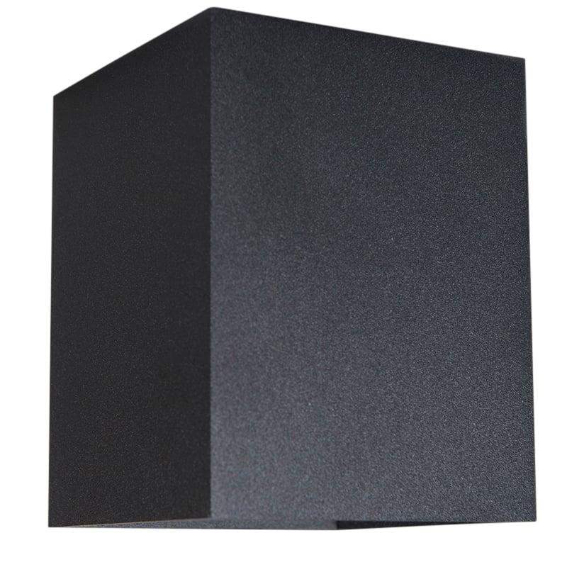 Foco negro orientable bombilla-WiFi GU10 - QUADRO Up