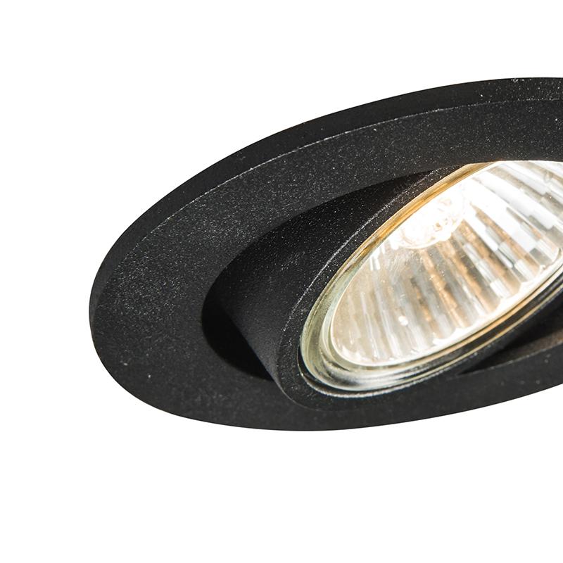 Spot inclinable intégré noir - Cisco