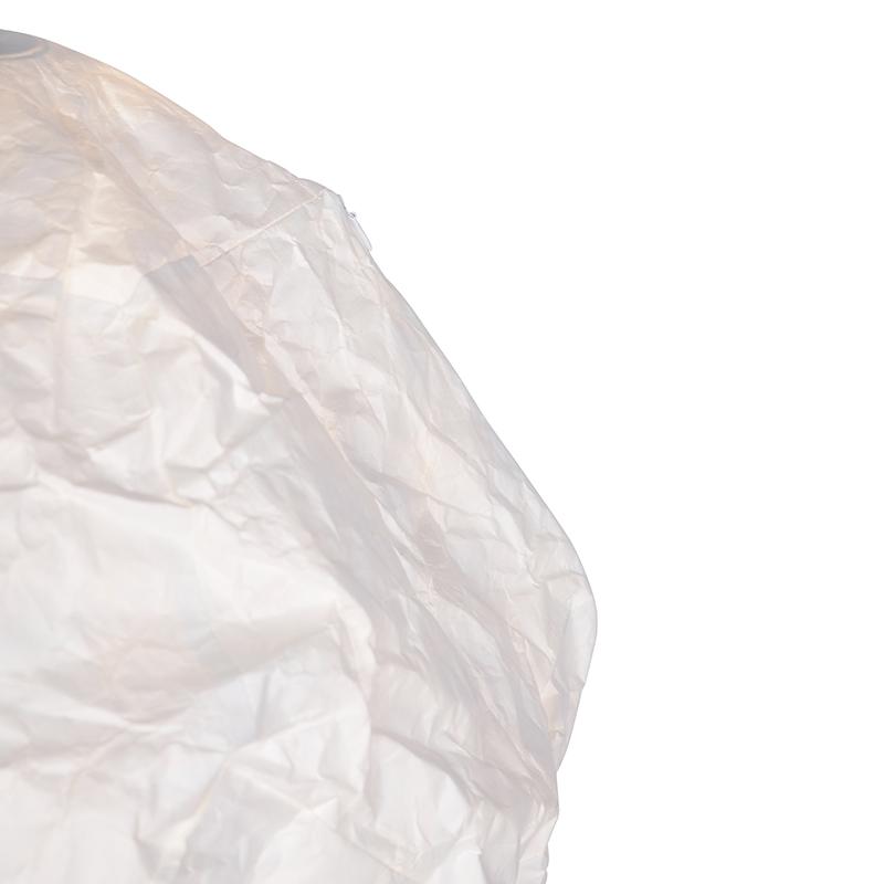 Lámpara colgante escandinava papel blanco - PEPA HIVE