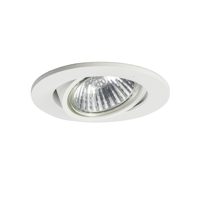 Spot inclinable intégré blanc - Cisco