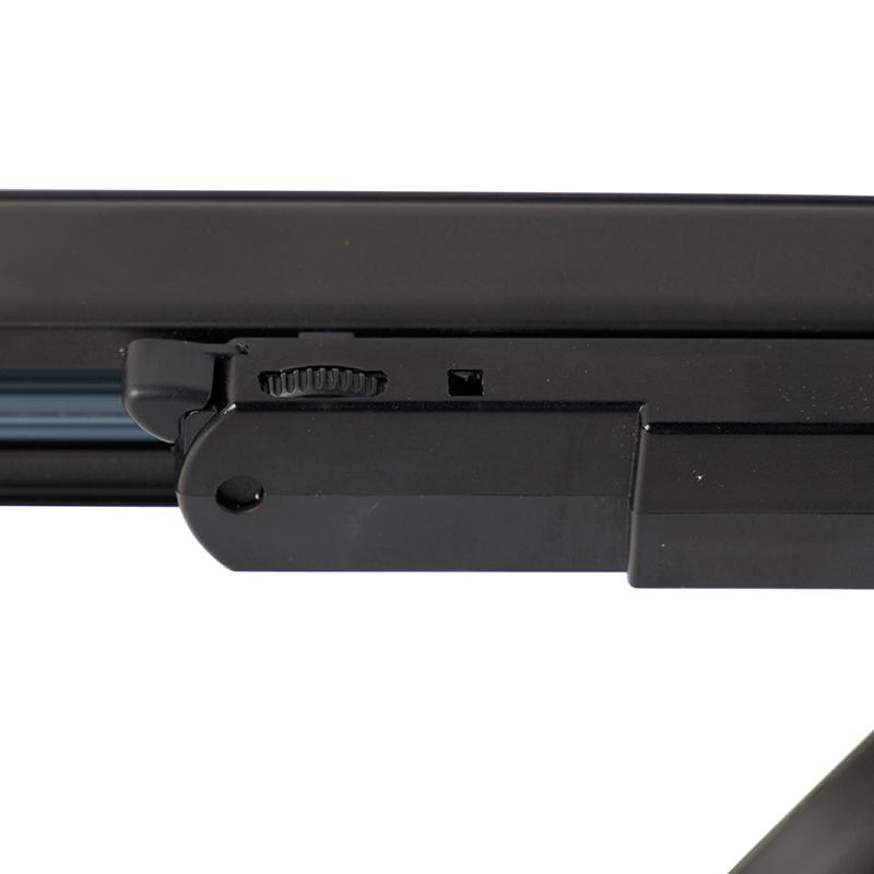 Modern dimmable 3-phase track spot black incl. LED 3000K - Ruler 38