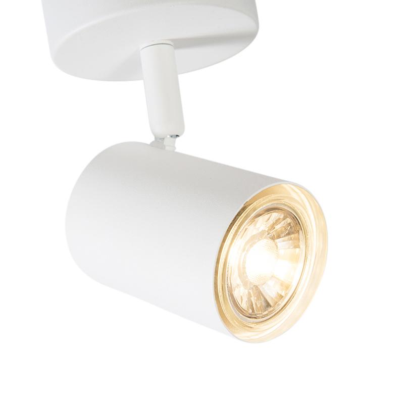 Foco blanco bombilla-WiFi GU10 orientable - JEANA