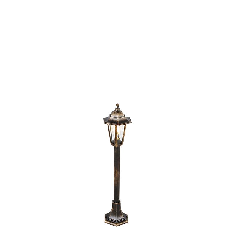 Classic lantern antique gold - New Haven