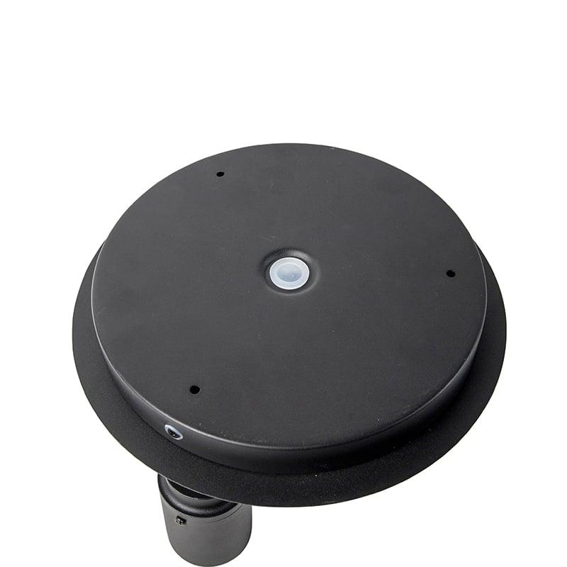 Modern bathroom spot black 3-light IP44 - Ducha