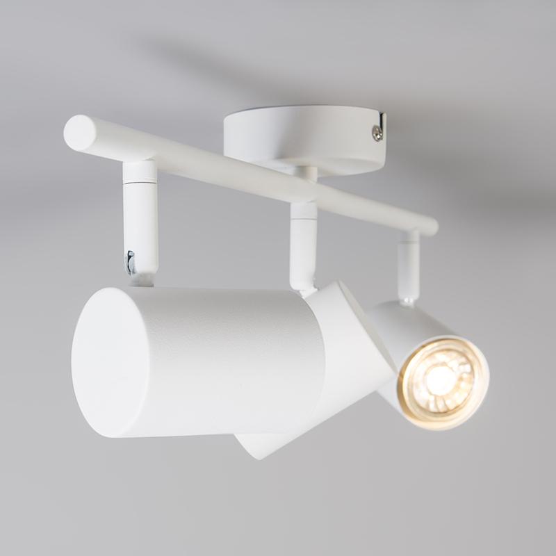Modern Adjustable Spotlight White - Jeana 3