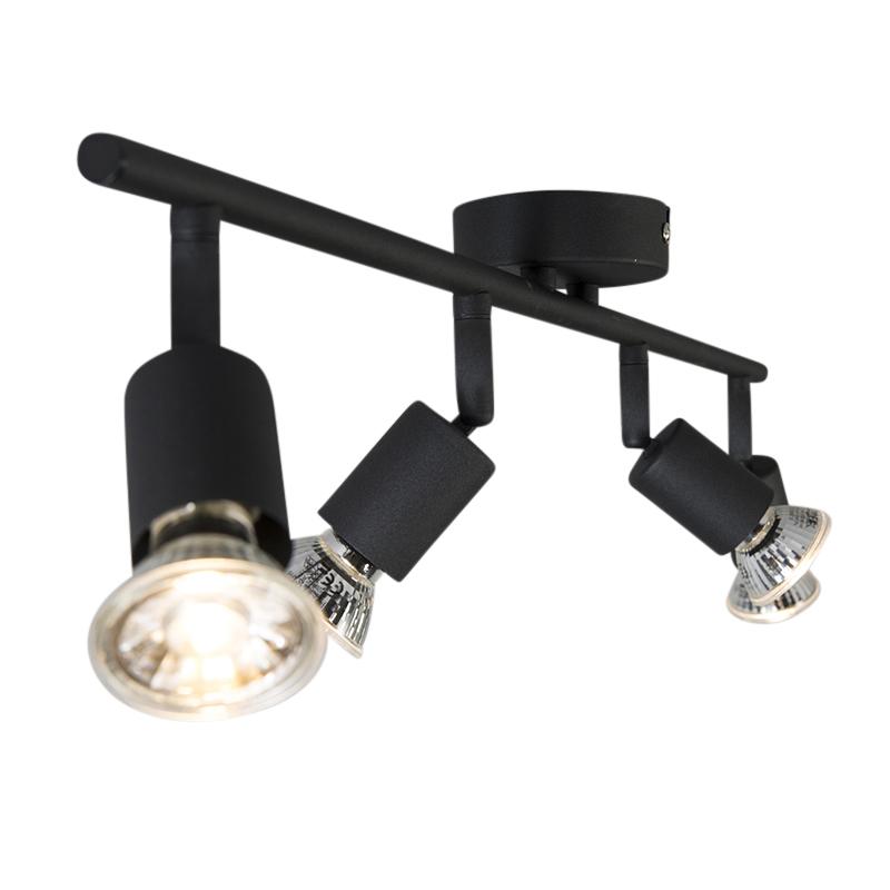 Industrial Adjustable Spotlight Black - Jeany 4