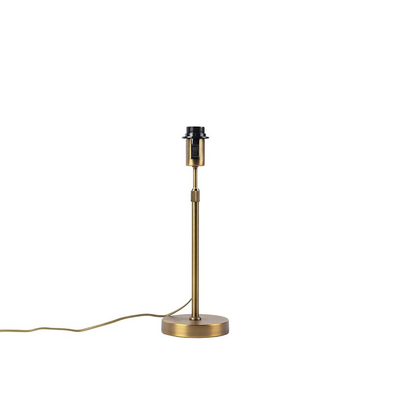 Lampe de table en bronze réglable - Parte
