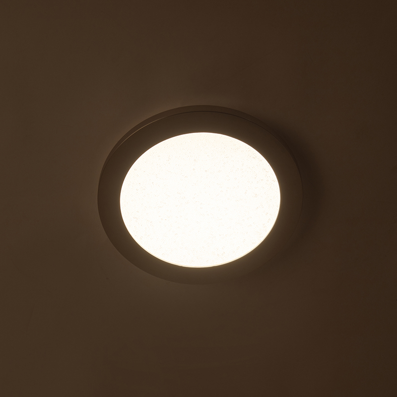Ceiling light IP44 3-step dimmable incl. LED 22.5 cm - Steve