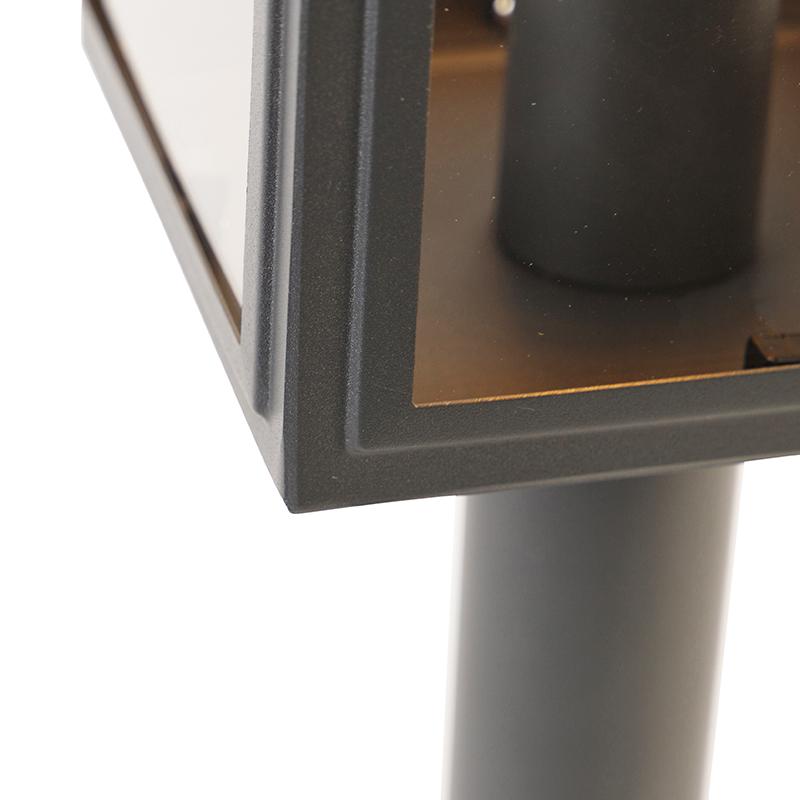Industrial Outdoor Pole 50cm Anthracite IP44 - Sutton