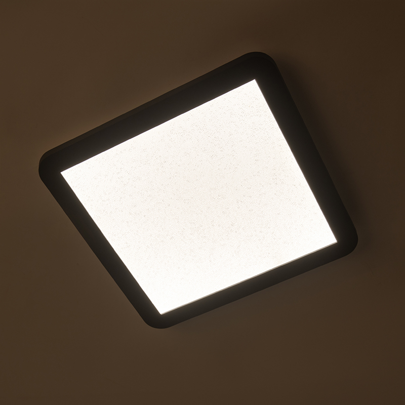 Ceiling light IP44 3-step dimmable incl. LED 27.6 cm - Steve