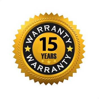 Multipanel 15 Year Guarantee