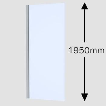 8mm Glass Height