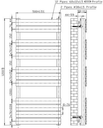 duratherm-flat-panel-heated-towel-rail-anthracite-1200-x-500mm