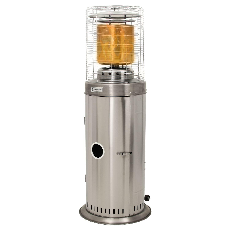 Zelsius Graz radiant heater, patio heater