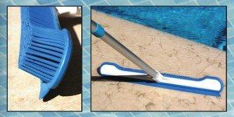Balai brosse pour piscine ultra resistant