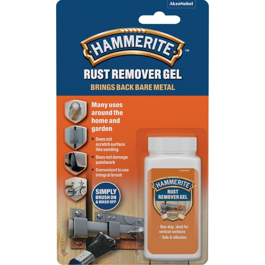 Hammerite Rust Remover Gel Blister 100ML