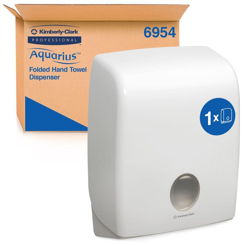 Kimberly Clark Professional Aquarius C-Fold Hand Towel Dispenser 6954