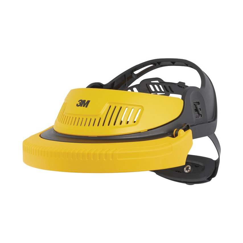 3M G500 Yellow Brow Guard - Includes Headgear Section Only
