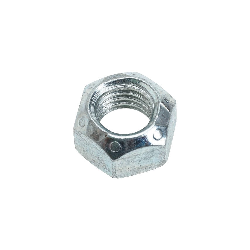 M10 Stover All Metal Self Locking Nuts Grade 8 BZP