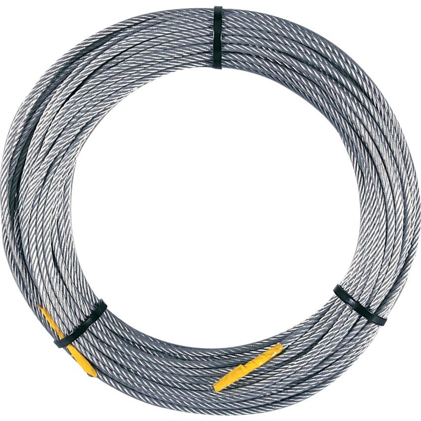 Ttc Lifting Gear 66905 6X19FC 5MMX20M Steel Wire Rope