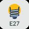 Culot E27 - Vis de 27mm