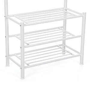 3-Tier Metal Rack